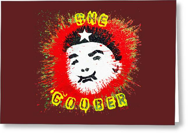Empowerment Greeting Cards - She Goober Greeting Card by Daniel P Cronin