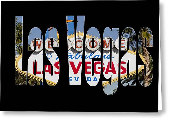 City That Never Sleeps Greeting Cards - Welcome to... Greeting Card by Jon Berghoff