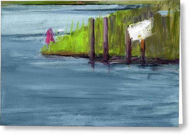 Rcnpaintings.com Greeting Card by Chris N Rohrbach