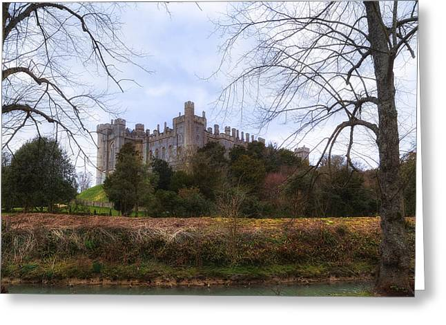 Sussex Greeting Cards - Arundel Castle Greeting Card by Joana Kruse