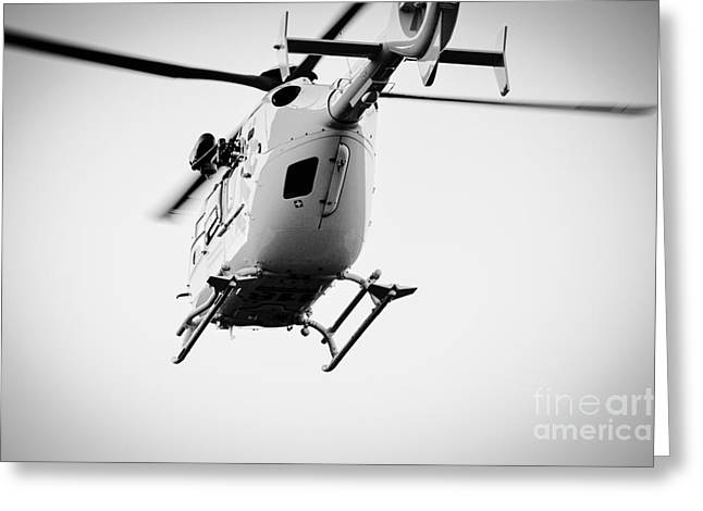 Medical Greeting Cards - Chopper Style Greeting Card by Photos By Zulma