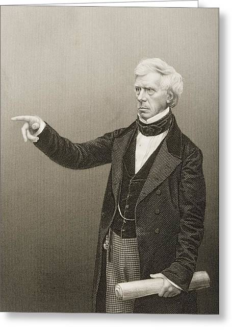 Orator Greeting Cards - Henry Peter Brougham, 1st. Baron Greeting Card by Ken Welsh