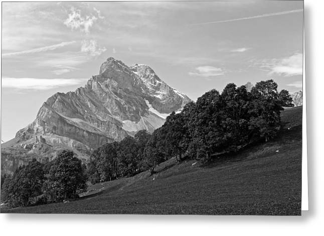 Swiss Greeting Cards - Swiss Splendor   Greeting Card by Amadis