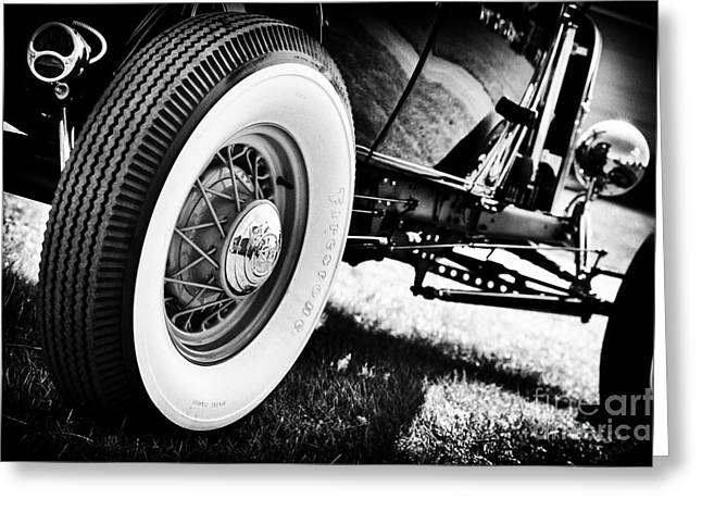 Ford Hotrod Greeting Cards - 30s Rod Greeting Card by Tim Gainey