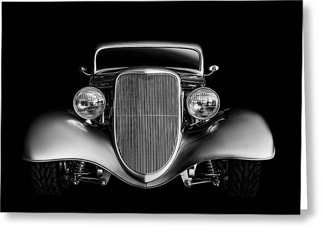 Ford Custom Greeting Cards - 33 Ford Hotrod Greeting Card by Douglas Pittman