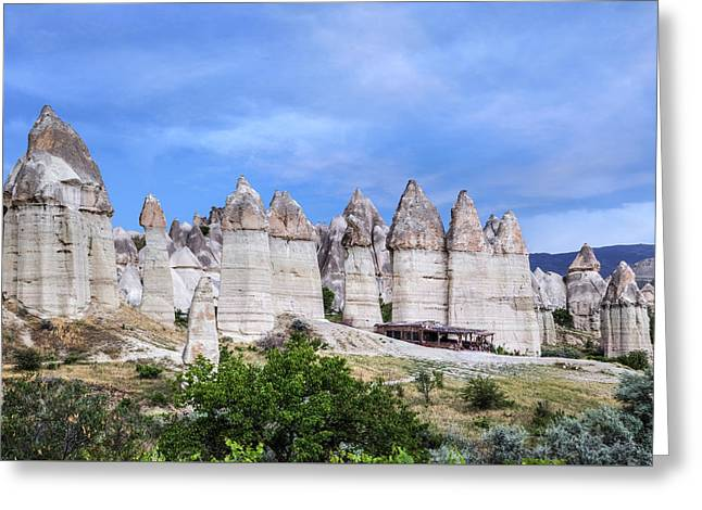 Asien Greeting Cards - Cappadocia - Turkey Greeting Card by Joana Kruse