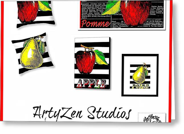 Artyzen Studios Greeting Cards - ArtyZen Home - ArtyZen Studios Greeting Card by ArtyZen Studios - ArtyZen Home