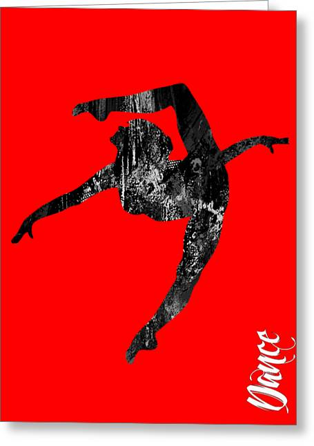 Ballet Greeting Cards - Dance Collection Greeting Card by Marvin Blaine