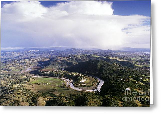 Sonoma County Greeting Cards - Californian Landscapes Greeting Card by Baron Wolman