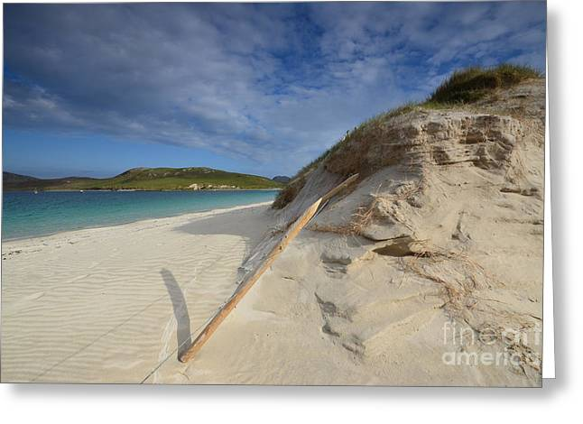 Vatersay Greeting Card by Stephen Smith