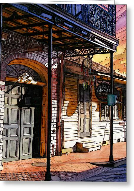 Louisiana Greeting Cards - 68 Greeting Card by John Boles