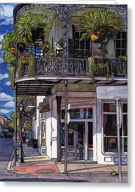 Louisiana Greeting Cards - 69 Greeting Card by John Boles