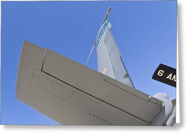 Tampa Greeting Cards - 6th Air Mobility Greeting Card by Nicholas Evans