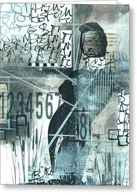 8 Directions To Take Greeting Card by Laura  Lein-Svencner