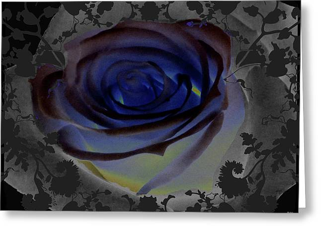 The Wedding Reception Greeting Cards - Wedding Rose Collection  Greeting Card by Debra     Vatalaro
