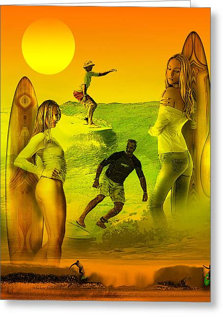 800 1 52 Greeting Card by Vjkelly Artwork