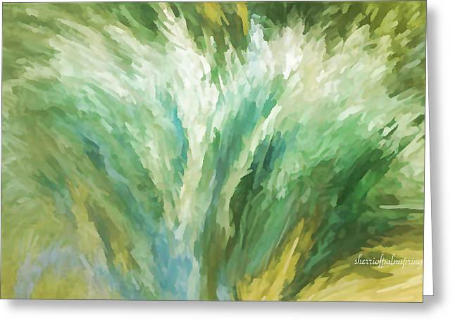 - Peace Art  A Bouquet Of Hope love Faith Peace Greeting Card by Sherri  Of Palm Springs