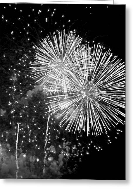 4th July Greeting Cards - A Day to Celebrate Greeting Card by Julie Lueders