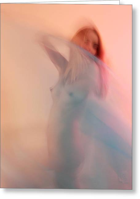 Figurative Greeting Cards - A Fleeting Moment In Time Greeting Card by Joe Kozlowski