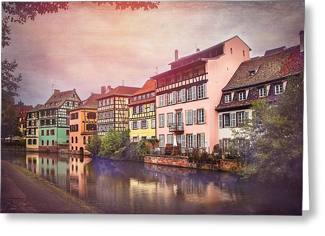A French Toast Greeting Card by Carol Japp
