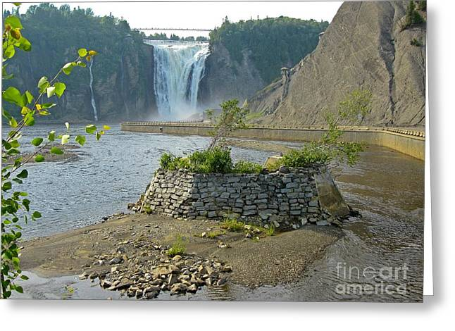 Geology Photographs Greeting Cards - A Little Bit of Everything Here Greeting Card by John Malone