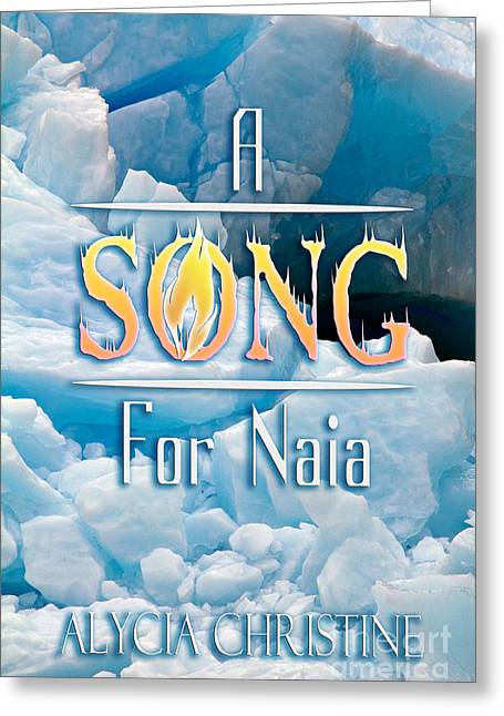 Naias Digital Greeting Cards - A Song for Naia Greeting Card by Alycia Christine
