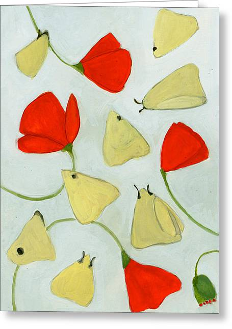 Petal Greeting Cards - Aak 1630269 Greeting Card by Megan Moore