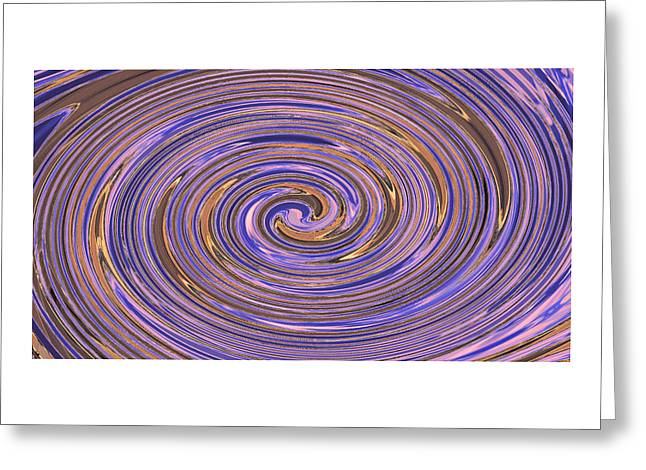 Purchase Greeting Cards - Abstract by Photoshop 40 Greeting Card by Allen Beatty