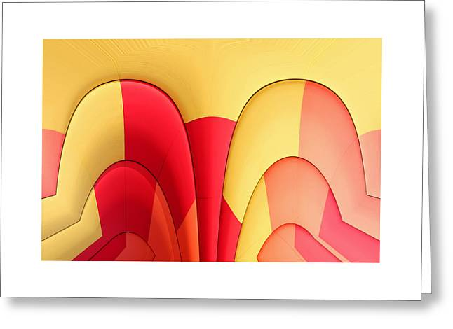 Purchase Greeting Cards - Abstract by Photoshop 42 Greeting Card by Allen Beatty