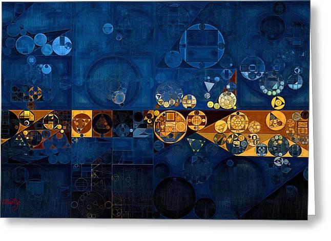 Abstract Painting - Anzac Greeting Card by Vitaliy Gladkiy