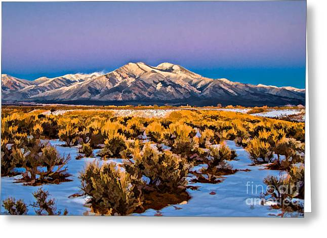 Storm Prints Digital Art Greeting Cards - After the storm Greeting Card by Charles Muhle