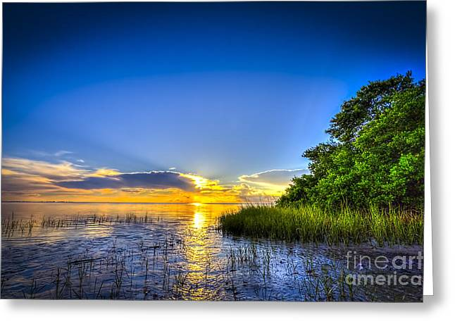 After Sunset Greeting Cards - After The Storm Greeting Card by Marvin Spates