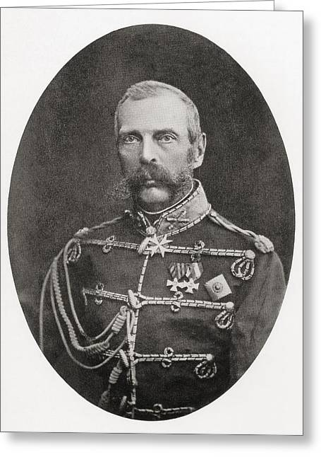 Aleksandr Greeting Cards - Alexander Ii Of Russia, 1818 To 1881 Greeting Card by Ken Welsh