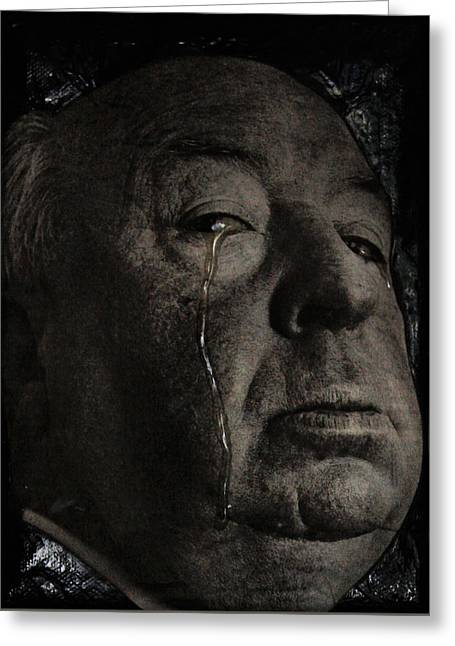 Tears Greeting Cards - Alfred Greeting Card by Federico Biancotti