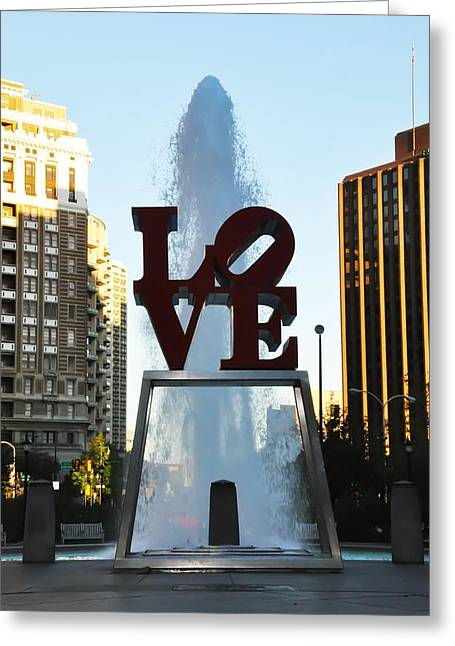 All You Need Is Love Greeting Cards - All You Need Is Love Greeting Card by Bill Cannon