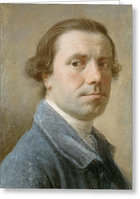 Allan Ramsay, 1713 - 1784. Artist Greeting Card by Allan Ramsay