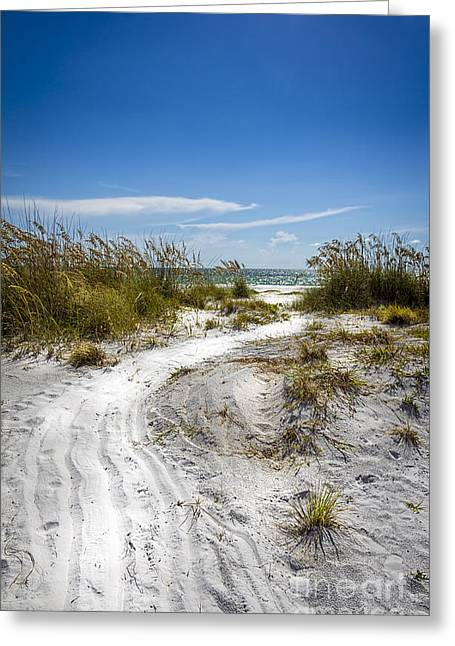 Florida Bridge Greeting Cards - Almost There Greeting Card by Marvin Spates