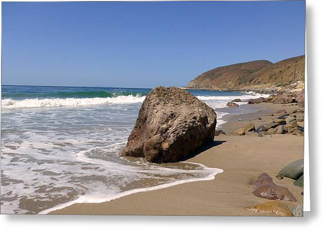 Pch Greeting Cards - Along The P. C. H. Greeting Card by Joseph Schofield