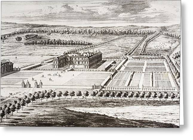 Northamptonshire Greeting Cards - Althorp House Ancestral Home Of The Greeting Card by Ken Welsh