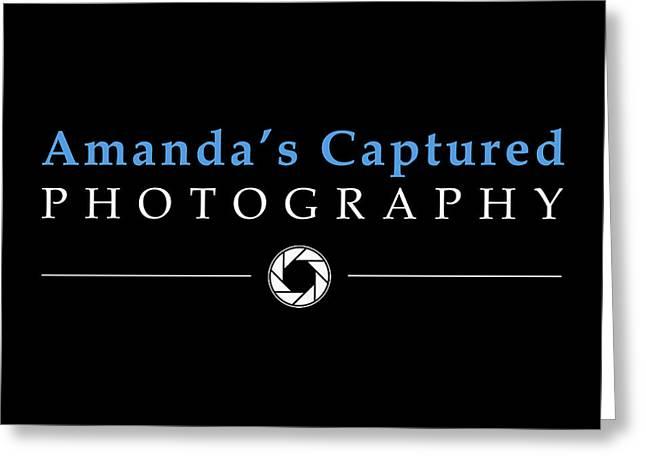 Aperture Greeting Cards - Amandas Captured Photography Greeting Card by Amanda Cross