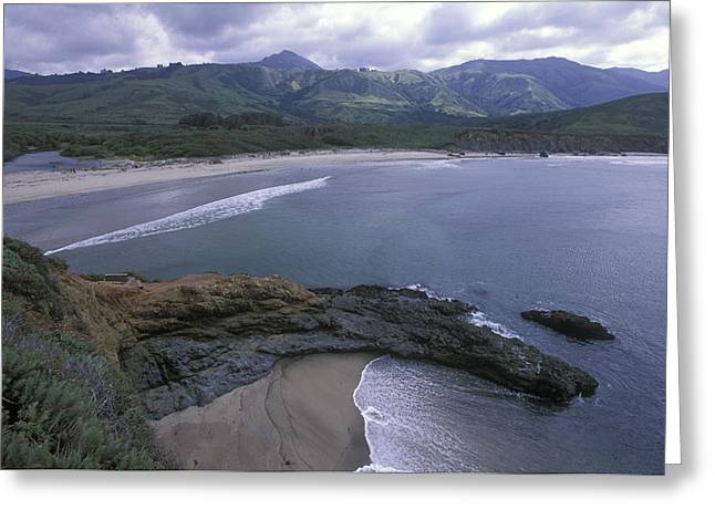 Santa Lucia Mountains Greeting Cards - Andrew Molera Beach, Big Sur Coast Greeting Card by Rich Reid