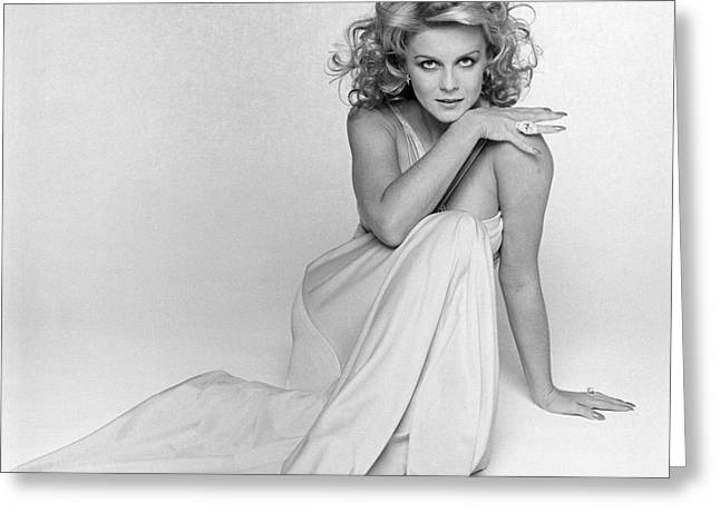 Ann-margret Greeting Card by Terry O'Neill