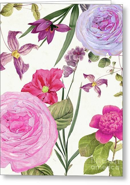 Gentle Greeting Cards - Annabelle Lee I Greeting Card by Mindy Sommers