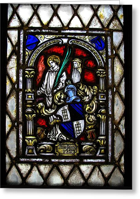 Anno Domini  Greeting Card by Colleen Kammerer