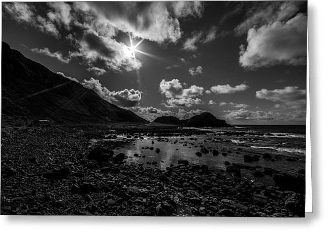 Ocean Photography Greeting Cards - Ansel Adams world Greeting Card by Daniele Marcheggiani