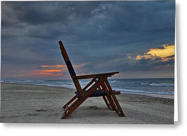 Beach Photography Greeting Cards - Apealing Display Greeting Card by Brian Hamilton