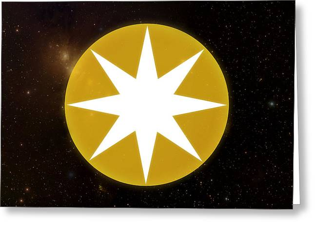 Arcturus Greeting Cards - Arcturians  Greeting Card by Michal Sornat