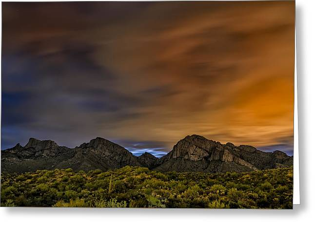 Mountain Valley Greeting Cards - Arizona Ice Tea No.1 Greeting Card by Mark Myhaver