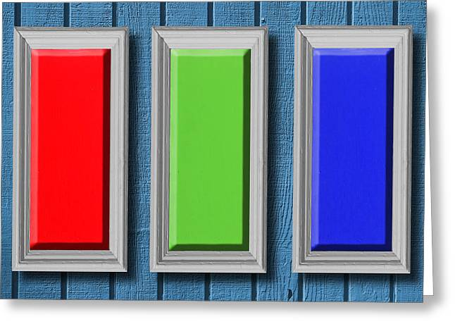 Print Greeting Cards - Art Greeting Card by Paul Wear