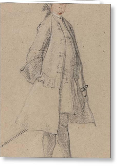 Arthur Gore, 1st Earl Of Arran Greeting Card by Paul Sandby